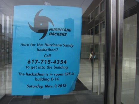 Lessons Learned From Sandy 'HurricaneHackers' | Emergent Digital Practices | Scoop.it