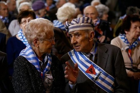 As Holocaust Becomes More Distant, Survivors' Needs Intensify | History in the News | Scoop.it