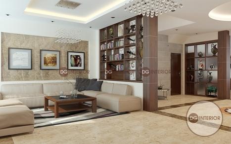 Mẫu thiết kế nội thất biệt thự đầy cuốn hút lấy cảm hứng từ thiên nhiên | Thiet ke noi that chung cu Royal City | Scoop.it