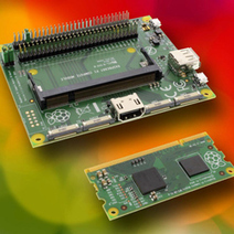 More flexible form factor for professional Raspberry Pi embedded | rokkiyosanam free chat | Scoop.it