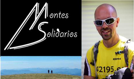 Montes solidarios: mucho más que retos deportivos | downberri | Scoop.it