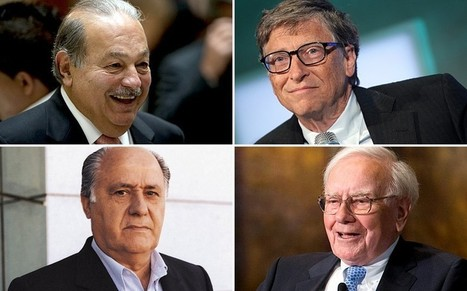 Oxfam: richest 85 people in the world have as much as poorest 3.5 billion - Telegraph.co.uk | poverty assigment Benjamin_2-3c | Scoop.it