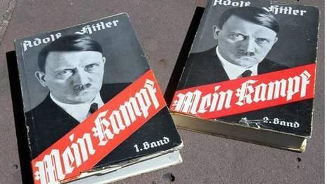 L'Allemagne confrontée à la tombée de Mein Kampf dans le domaine public - France Info   Web2.0 et langues   Scoop.it