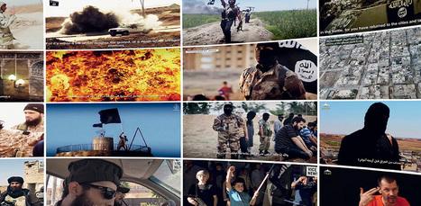 La vidéo, arme de communication massive de l'Etat islamique   DocPresseESJ   Scoop.it