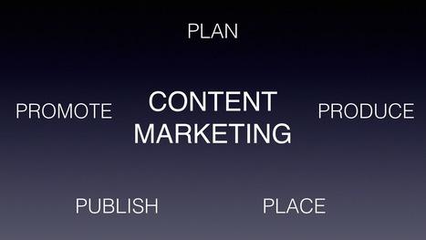 Towards a Better Definition of Content Marketing: The 5Ps | Du Social Media et du Marketing | Scoop.it