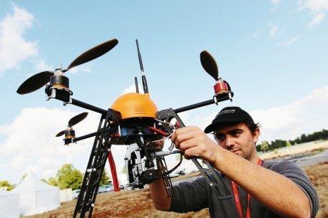 Forêt et agriculture : les drones en version civile | Agriculture en Gironde | Scoop.it