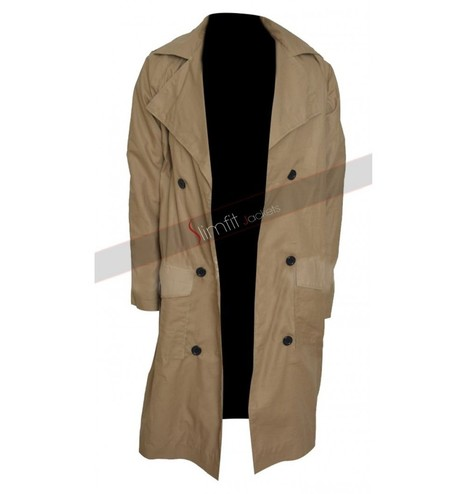 Shades of Blue S2  Harlee Santos Trench Coat | Famous TV Series Leather Jackets | Scoop.it