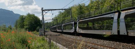 """Le trafic du fret ferroviaire repart à la hausse en France   """"green business""""   Scoop.it"""