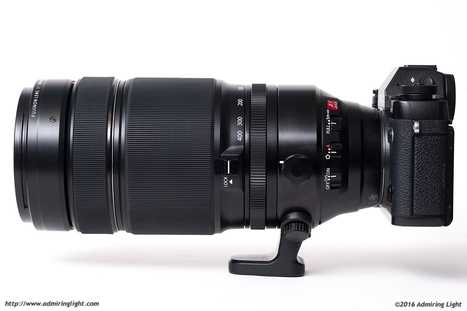 Review: Fujifilm Fujinon XF 100-400mm f/4.5-5.6 R LM OIS WR | Jordan Steele | Photography with the Fuji X series | Scoop.it