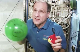 It's Nice That : Angry Birds Space: NASA Announcement | Serendipity Café | Scoop.it