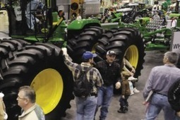 National Farm Machinery Show 2013 Attracts 300,000 Visitors - John Deere MachineFinder | Business Process Improvement | Scoop.it