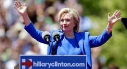 Hillary Clinton shows her true colours at campaign launch speech | The Heralding | POLITICS & MORE | Scoop.it