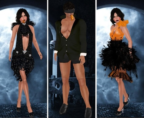 My Style in Second Life: NEW @ Cilian'gel's 1920 Boutique & The Winter Village | Second Life Not to miss! | Scoop.it