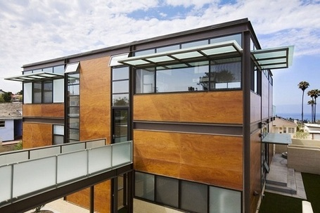 Sustainable Contemporary Residence in San Diego, California | sustainable architecture | Scoop.it
