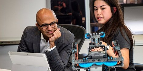 Microsoft bought LinkedIn because the robots are coming for your jobs | iMech | Scoop.it