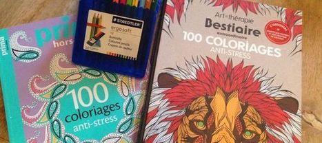 Coloriages pour adultes: pourquoi ça marche? | Éducation et formation des adultes | Scoop.it