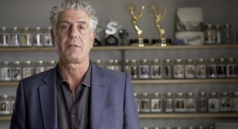 Anthony Bourdain: Palestinians Have Been Robbed of their Basic Humanity | Global politics | Scoop.it