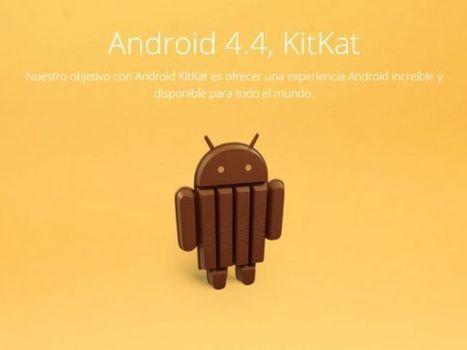 Te contamos cómo instalar Android 4.4 KitKat en tu PC | TIC, TAC , Educación | Scoop.it