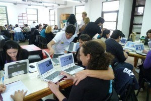 Jacobo Visitó a Docentes en el Encuentro EDUCAMP Hoy ... | Unconference EdcampSantiago | Scoop.it