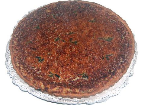 Recette de tarte au fromage blanc, arômes citron, cannelle (Flao, Ibiza) | Desserts street food | Scoop.it