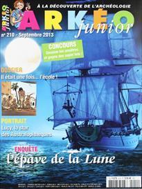 Arkéojunior - Revue d'archéologie pour les enfants   La presse en ligne   Scoop.it
