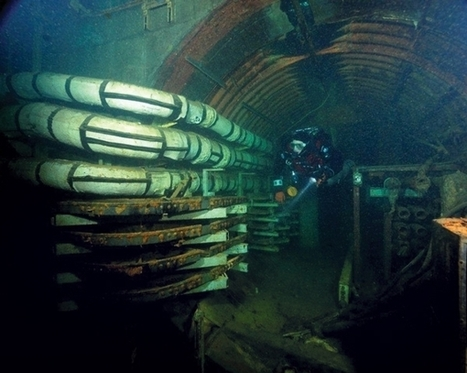 What It's Like to Dive a Titan Missile Silo | DiverSync | Scoop.it