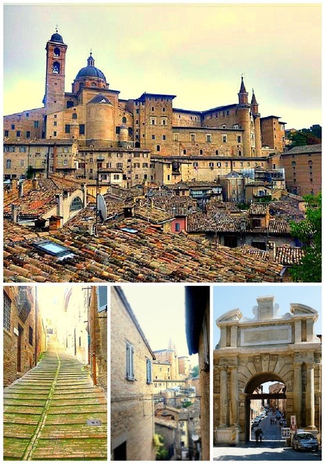 Urbino – not the Ducal Palace | Le Marche another Italy | Scoop.it