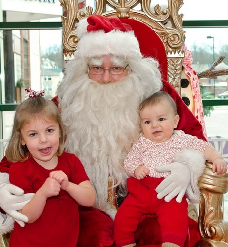 Explaining Mall Santas to Kids: 3 Tactics for Fudging the Truth | It's Show Prep for Radio | Scoop.it