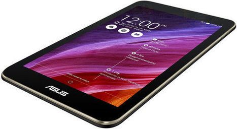 Asus MeMo Pad 7 ME176C Android Tablet Powered by an Intel Quad Core Bay Trail SoC to Sell for $170 | Embedded Systems News | Scoop.it