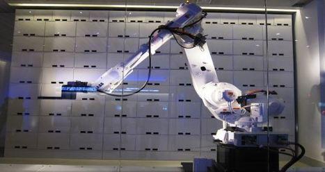 Yobot, un robot New Yorkais déjà célébre !   Les robots domestiques   Scoop.it