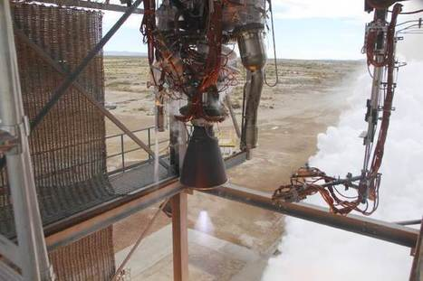 Jeff Bezos' Blue Origin space venture touts its new rocket engine | NBC News.com | The NewSpace Daily | Scoop.it