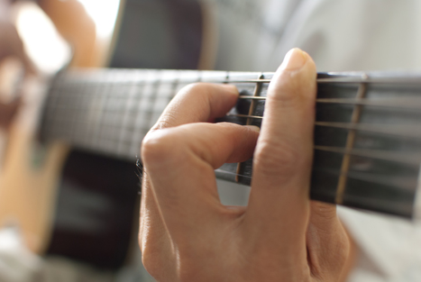 How to Rapidly Learn to Play the Acoustic Guitar Yourself | Left Hand Acoustic Guitar | Scoop.it