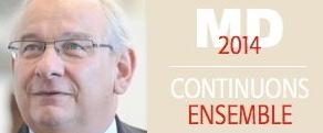Continuons ensemble ... #md2014 | MichelDelebarre2014 | Scoop.it
