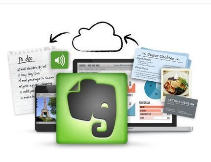 Evernote: la agenda virtual para profesores 3.0 | Moodle and Web 2.0 | Scoop.it