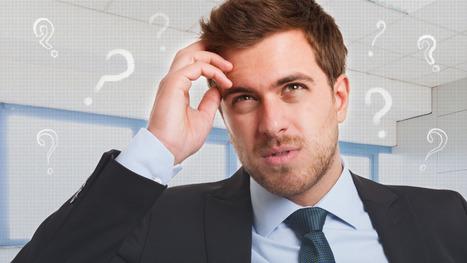 Les 10 questions les plus bizarres posées en entretien d'embauche   conseils emploi   Scoop.it