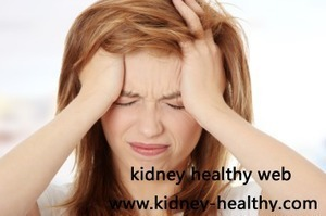 How to Ease Headache for Hemodialysis - Kidney Healthy Web | kidney | Scoop.it
