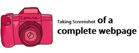 5 tools to take complete webpage screenshot | Androidlead | Scoop.it