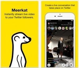Huomiota kerännyt live-videosovellus saapuu Androidille – näin ilmoittaudut Meerkat-testaajaksi | Android tools and news | Scoop.it