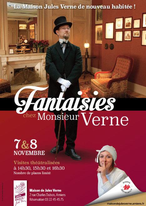 Amiens : quelques fantaisies chez Monsieur Verne | Jules Verne News | Scoop.it