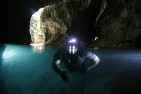 Fun Cave Adventures to Do With Kids in Belize | Dive and travel Belize | Scoop.it