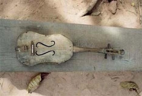 Violines tradicionales de América Latina   La Mula   Kiosque du monde : Amériques   Scoop.it