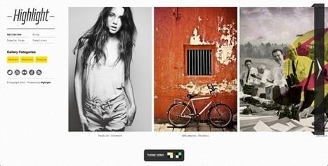 19 Perfect Horizontal Scrolling WordPress Themes | WordPress Themes | Yasam Tarzim | Scoop.it