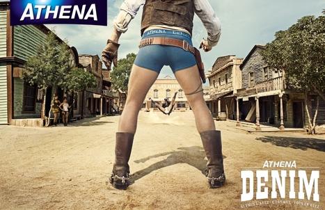 Athena Denim complètement à l'ouest | Communication Commerciale | Scoop.it