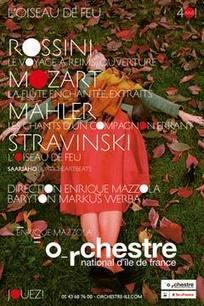 L'Oiseau de feu - concert anniversaire   L'Orchestre national d'Île-de-France fête ses 40 ans !   Scoop.it