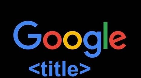 Google Mobile augmente aussi la taille du titre des liens dans les résultats   rédaction web et référencement   Scoop.it