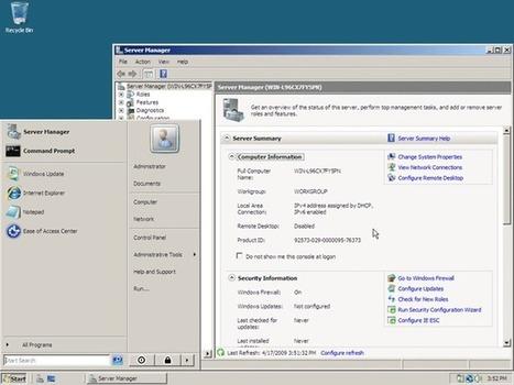 Evolución gráfica de Microsoft Windows a lo largo de su historia | Sistemas Operativos | Scoop.it