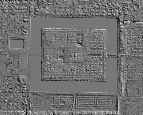 MIT Technology Review: LIDAR archaeology shines light on Ancient Sites | AP HUMAN GEOGRAPHY DIGITAL  STUDY: MIKE BUSARELLO | Scoop.it