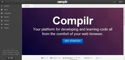 15 Best Online Code Editors for Web Developers | Creative Designers | Scoop.it