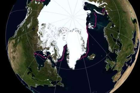 Sea ice hit record lows in November | Sustain Our Earth | Scoop.it