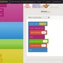 Ook meisjes programmeren met Hopscotch voor iPad - DutchCowboys - DutchCowboys | Informatica in het voortgezet onderwijs | Scoop.it